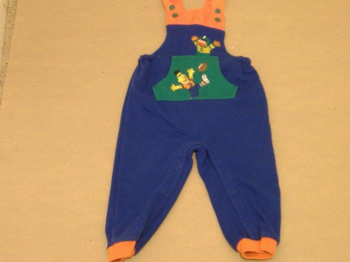 Ernie & Bert Sesame Street Overall