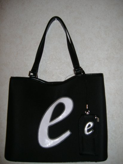 Large Intial E - Handbag  ( NEW )