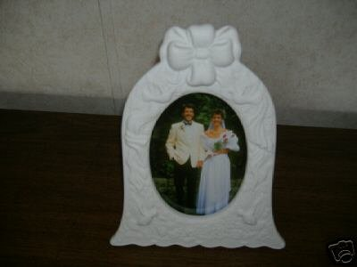 Wedding Bell Photo Frame