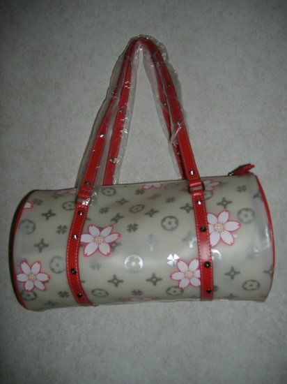 Large Round Jelly Handbag