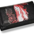 Rock Girl Checkbook ~ Wallet