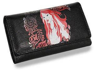 Rock Girl Checkbook ~ Wallet