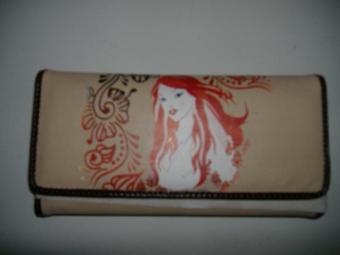 Rock Girl Checbook / Wallet