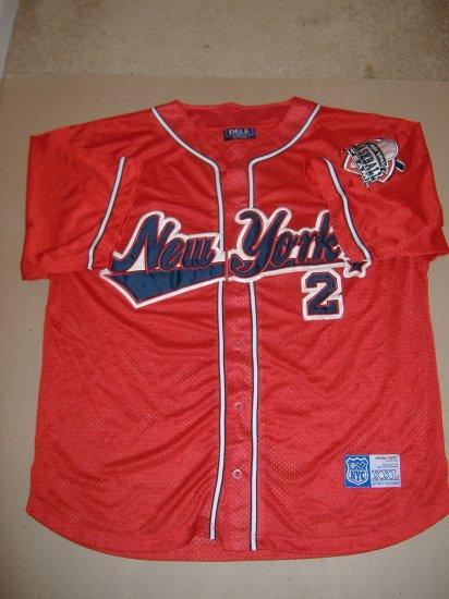 New York Baseball Team Jersey