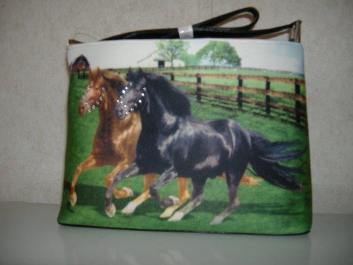 Kentucy Horse Handbag