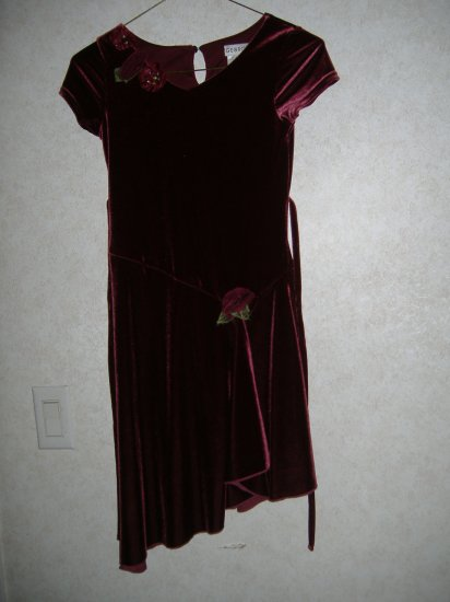 Girl's Dress By George Size 8