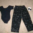 McKids Cordury Pants & Jaques Moret Leotard Size 4/5