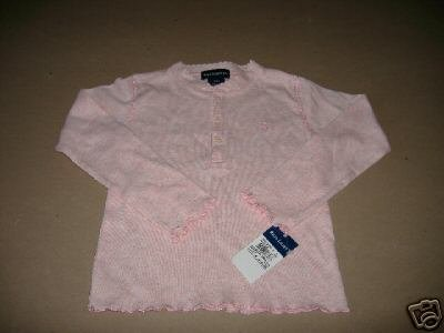 Ralph Lauren Girls Top Size 4 T