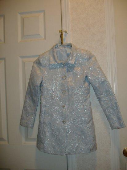 Girl's 2 Peice Mary-KateandAshley Coat & Skirt  -Size 7-8
