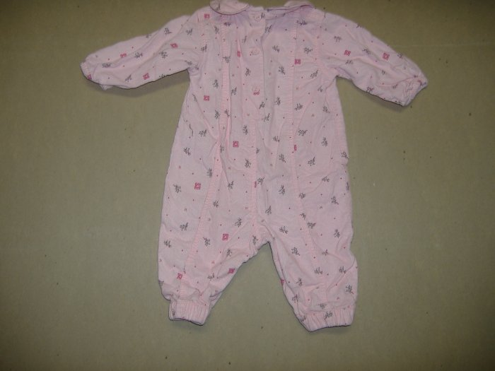 Infant One Peice Set By Arizona Jean Co.- Size 6/9 Months