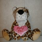 Stuffed Leopard Animal