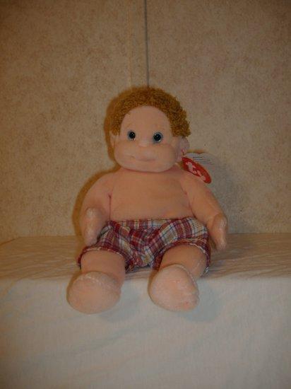 621d29c1e61 Ty Beanie Kid Name Boomer - Soft Cloth Doll