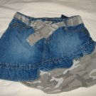 Girls Denim Skirt By Fade Glory - Size 12