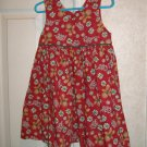 Little Girl Dress By Judy Lynn - Size 4T