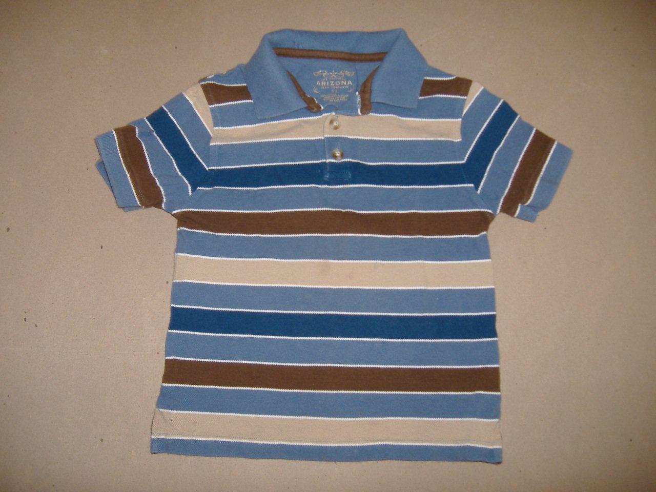 Boys Arizona Pull -On Shirt      Size 5