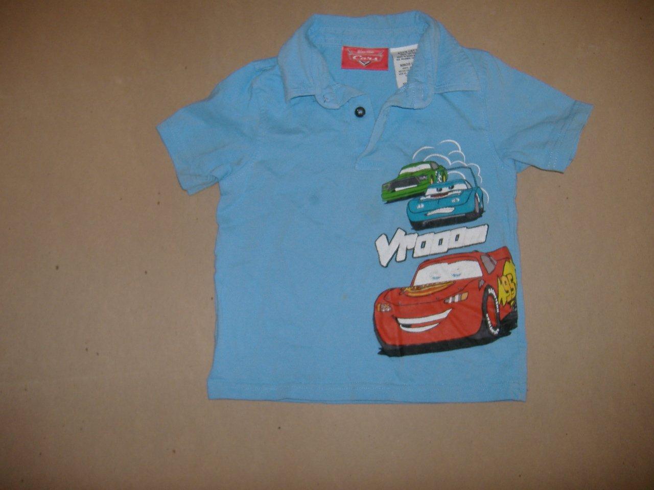Disney Pixar ''Cars'' Boys Shirt