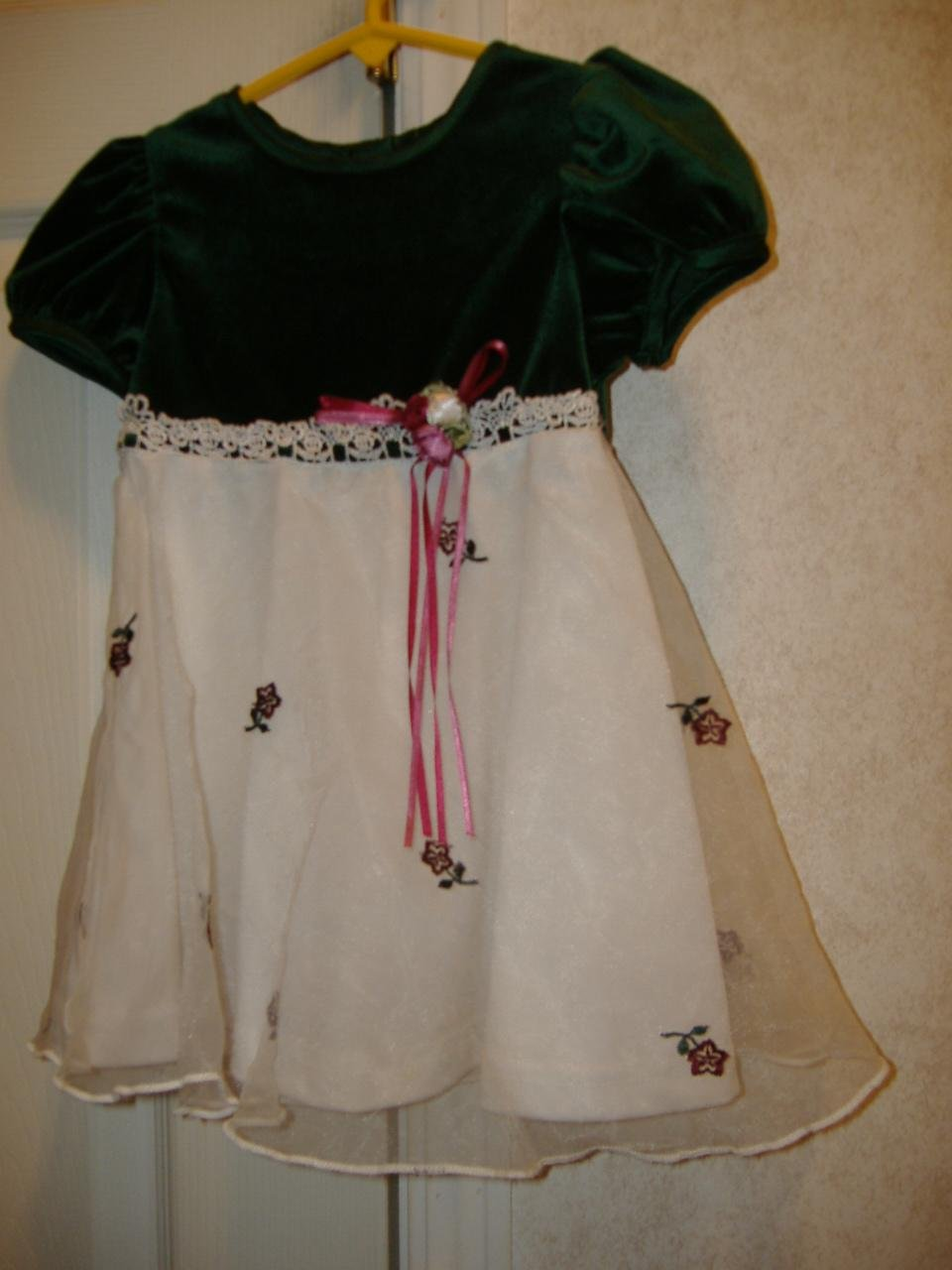 Toddler Girl Dress By Rose Cottage  Size 2T