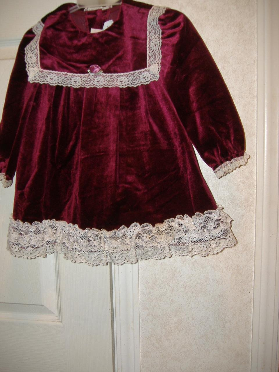 Girl Dress By Little Precious