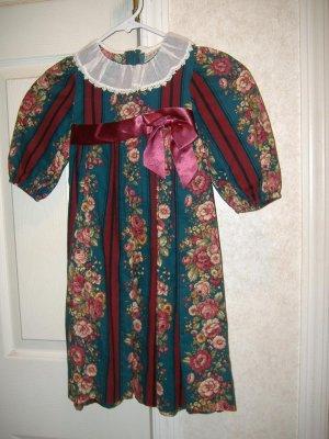Girl Dress By Ruth Of Carolina   Size 7