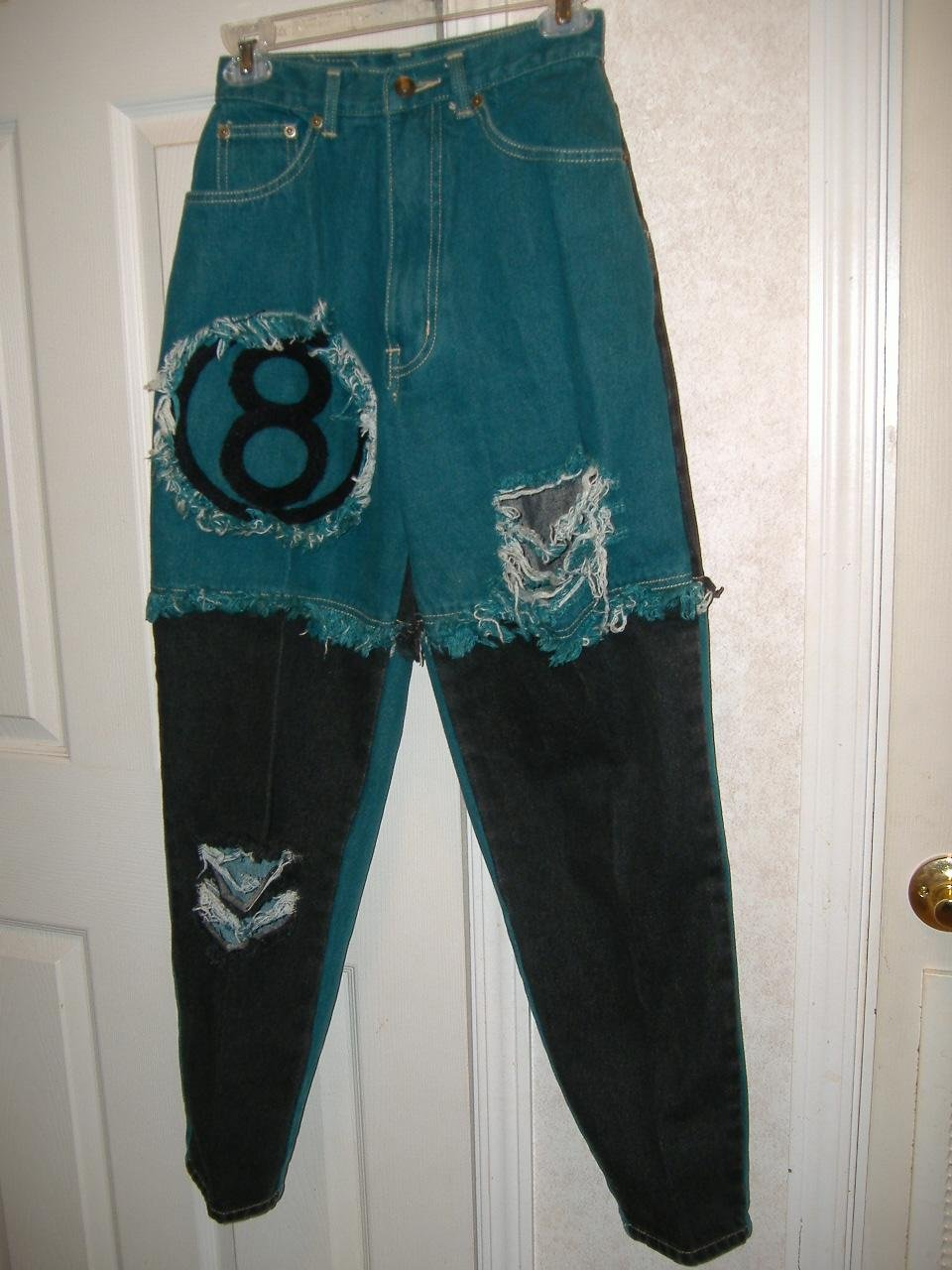 Junior Girls Jeans By Daily Jeans  Size 7/8