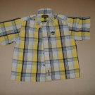 Timberland Boy's Short Sleeve Shirt   Size 3T