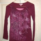 Girl's Top By Sugar Tart  - Size  L(14 )