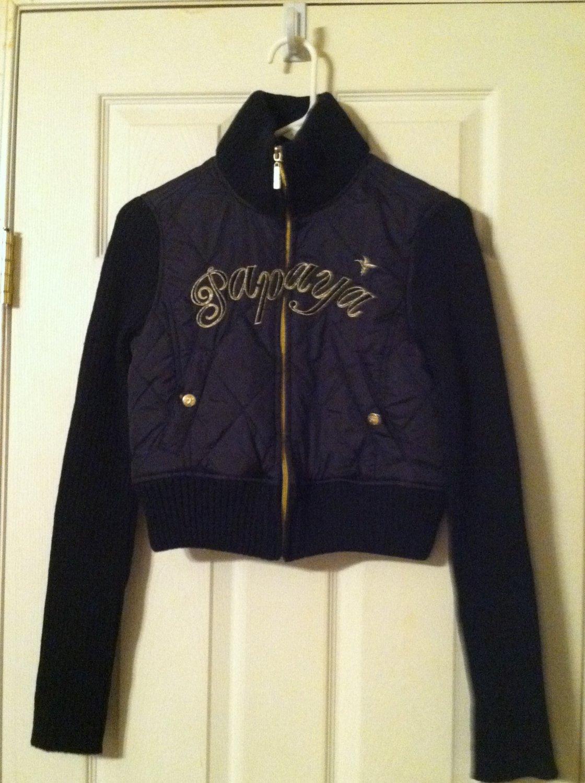 Teen Girl Jacket by Papaya   Size M