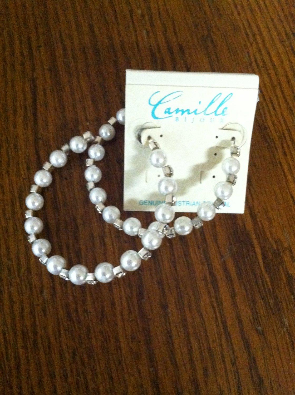 Pierced Earring by Camille
