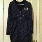 Ladies Long Hooded Sweater By G- Unit     Size M