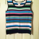 Ladies 2 Piece Sweater Set By United States Sweaters    Size XL