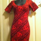 Lion King Tribal Body Dress by Disney  Size S