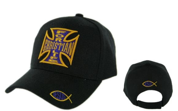 CHRISTIAN FOR LIFE CAP