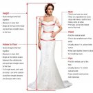 5 Stars Store Wedding Dress Evening Dress Formal Gown Measure Guide Chart