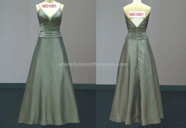 Spaghetti Straps Prom Dress Sweetheart Beading Sleeveless Backless Evening Dresses EP26