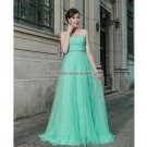 Blue Pink Wedding Dress Empire Royal Maternity Dresses Lace Tulle Lilac Red Formal Prom Gowns  D1567