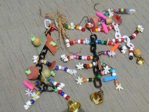 Bird Toys for small or medium birds