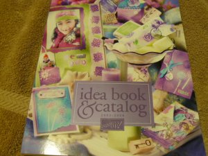 Stampin' Up! Idea Book & Catalog 2003-2004 NEW $2.00