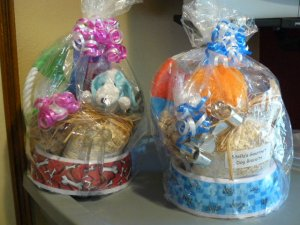 Doggie Gift Baskets