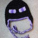 Mine Craft Enderman (inspired) Hat