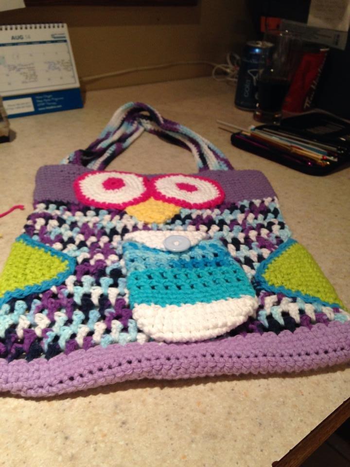 Owl Bags.