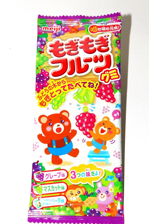 Mogimogi Fruit Gummy- Japan Candy