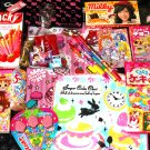 Kawaii Surprise Package :Japan candy and goods with free gift!(12 month Subscription)