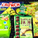 Matcha Green Tea Surprise Package: Full of Japanese Candy and Snacks!