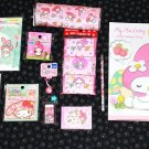 My Melody Sanrio Surprise Package: Full of Cute My Melody Goods!