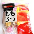Assorted Peach Flavors Hard Candy Pack- Japan Candy