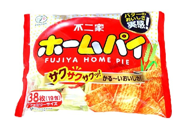 Fujiya Home Pie Cookies Mega Pack-Japan Snacks/Candy
