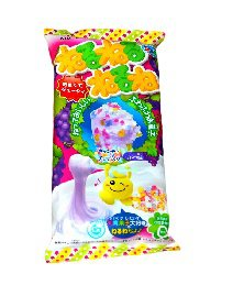 Nerunerunerune DIY Fuzzy Candy Kit (Grape)- Japan Candy