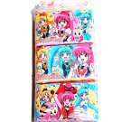 Pretty Cure Anime Character Print Pocket Tissue- Personal Care