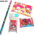 My Melody Goods Goodie Bag Set (Small): Full of Sanrio My Melody Goods!