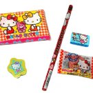 Hello Kitty Goods Goodie Bag Set (Small): Full of Sanrio Hello Kitty Goods!